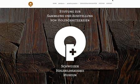 Screenshot Museum Holzbildhauerei